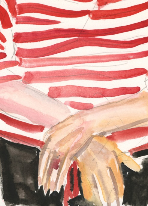 Portrait #43 (Joetta Schneider), detail