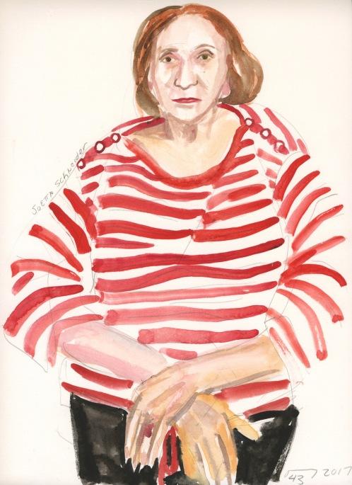 Portrait #43 (Joetta Schneider)