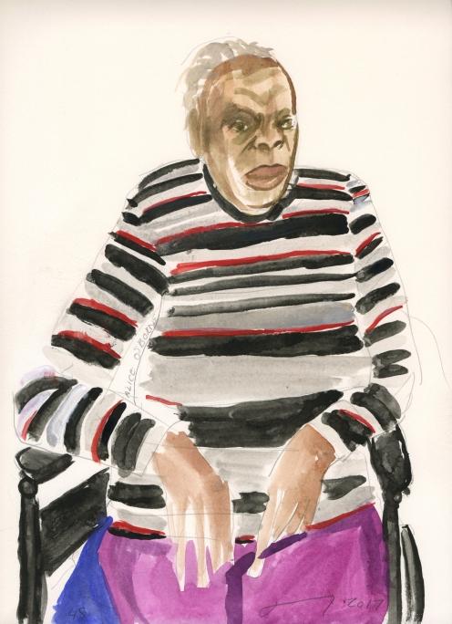 Portrait #45 (Alice Osborne)