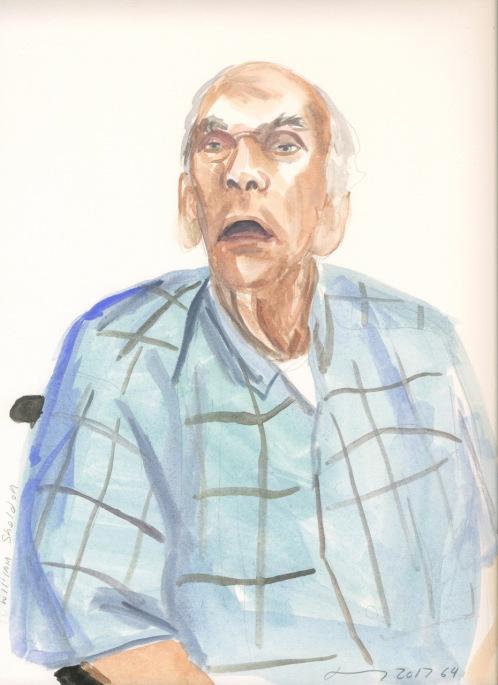 Portrait #64 (William Sheldon)