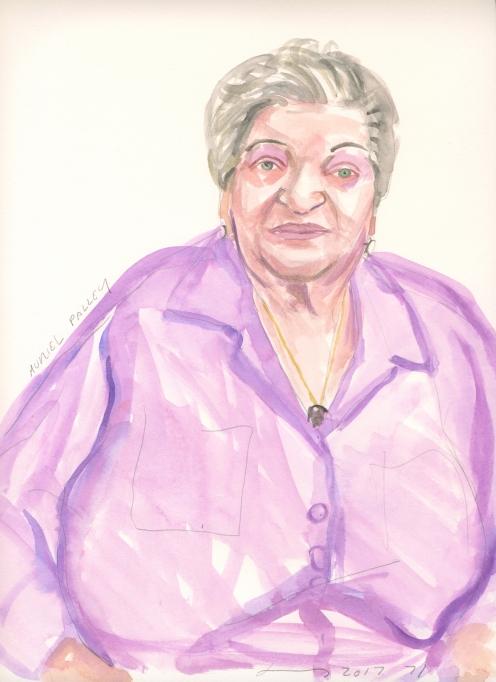 Portrait #71 (Muriel Palley)